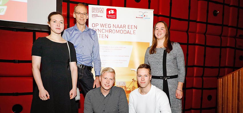 Logistics Engineering wint synchromodale wedstrijd