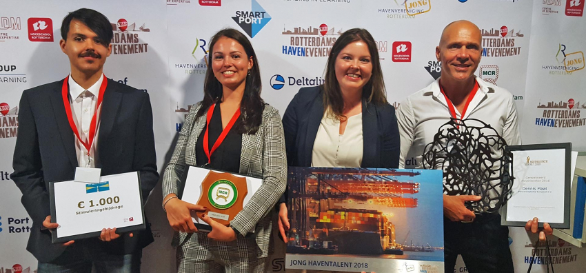Winnaars Rotterdams Havenevenement 2018